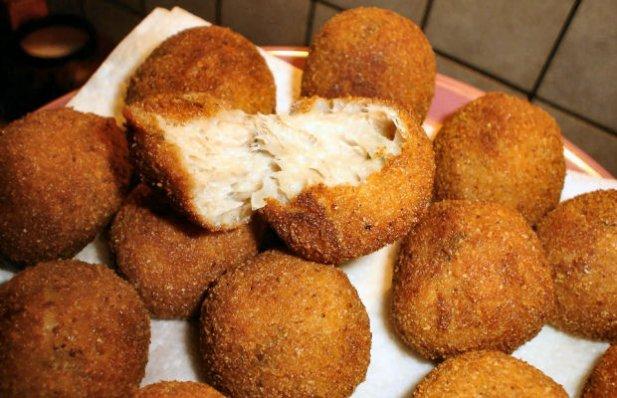 Portuguese Tuna Puffs Recipe