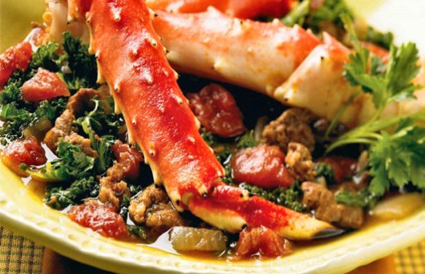 Portuguese Crab Stew Recipe