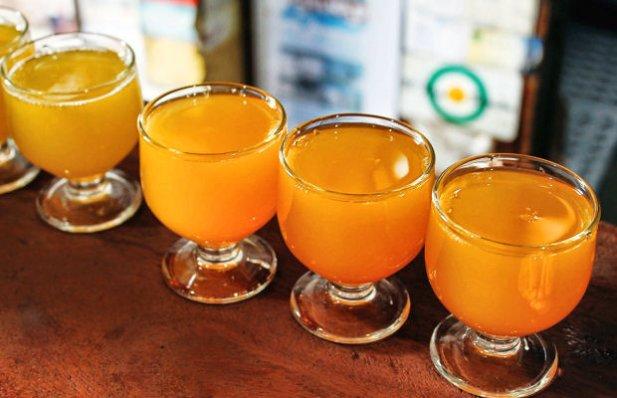 Madeiran Punch (Poncha) Recipe - Portuguese Recipes