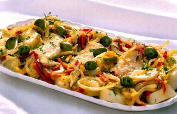 Portuguese Easter Cod Recipe - Portuguese Recipes