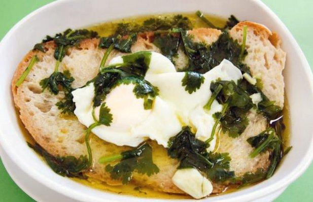 Portuguese Soup from Alentejo Recipe - Portuguese Recipes