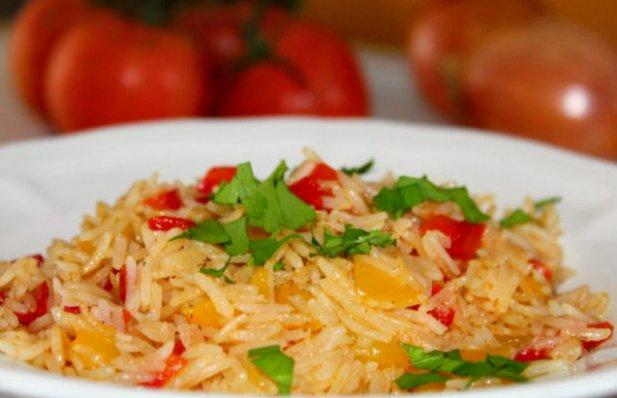Portuguese Nandos Rice Recipe