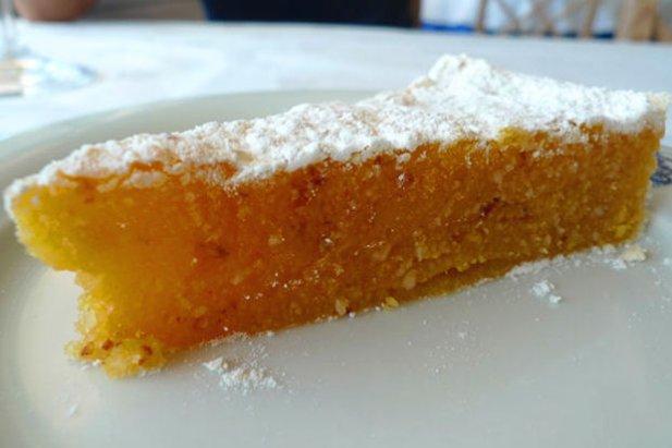 Portuguese Almond Cake Recipe - Portuguese Recipes