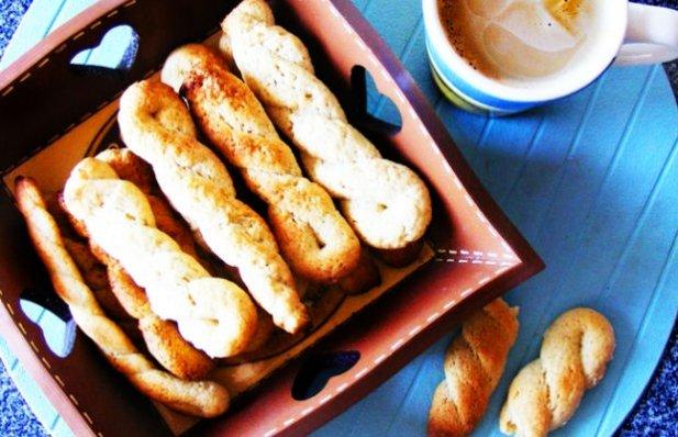 How to make Portuguese fidalguinhos cookies.