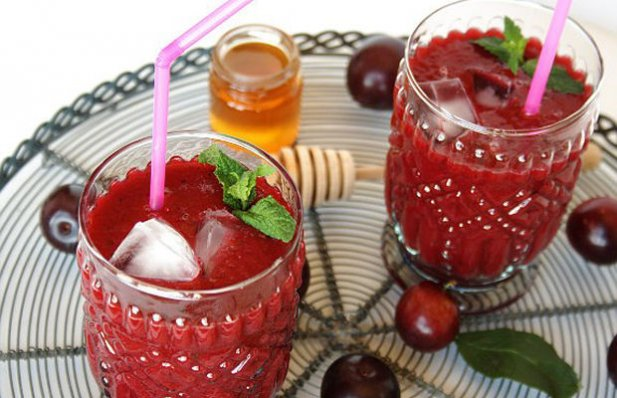 Prune & Orange Juice Recipe - Portuguese Recipes