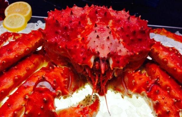 How to make Portuguese style king crab legs (Pernas de Caranguejo).