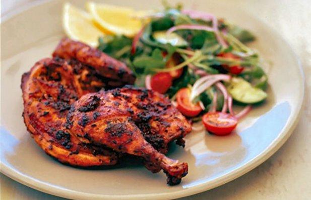 Portuguese Chicken Dinner Recipe