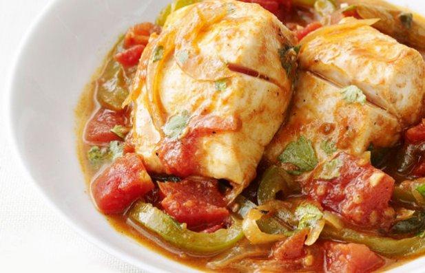 Portuguese Fish Stew Recipe - Portuguese Recipes