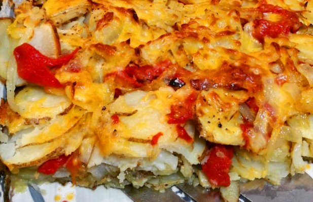 Portuguese Scalloped Potatoes Recipe