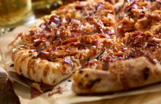 Portuguese Pulled Pork (Cacoila) Pizza Recipe