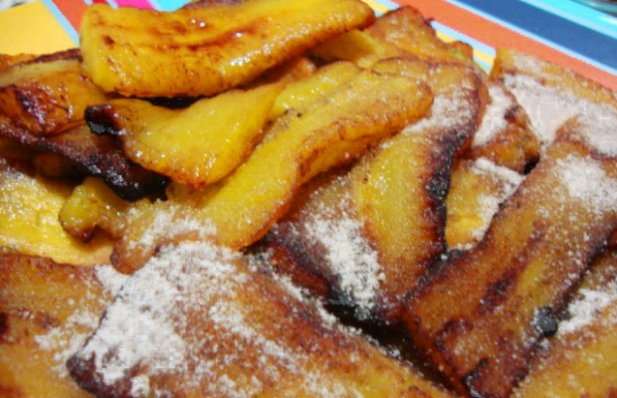 Portuguese Bananas with Madeira Wine Recipe