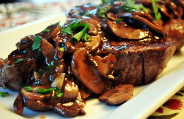 Lisbon Style Steak Recipe