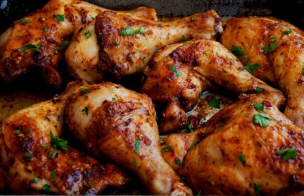 Portuguese Piri Piri Chicken Recipe