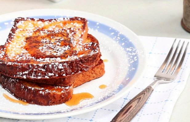 Portuguese Sweet Bread French Toast Recipe