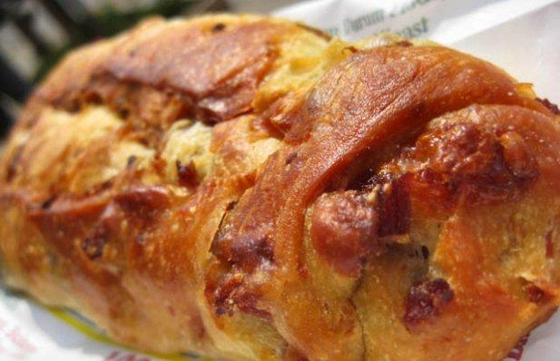 Portuguese Presunto Bread Recipe - Portuguese Recipes