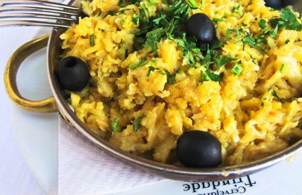 Portuguese Bacalhau à Bras Recipe