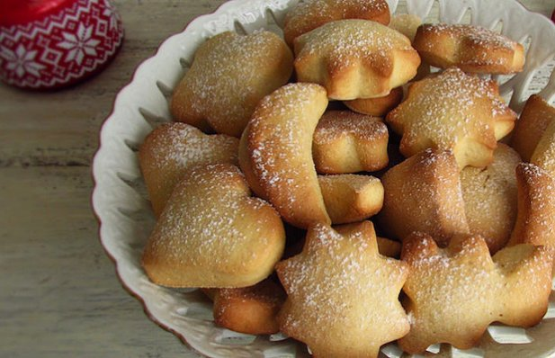 Portuguese Christmas Biscuits Recipe