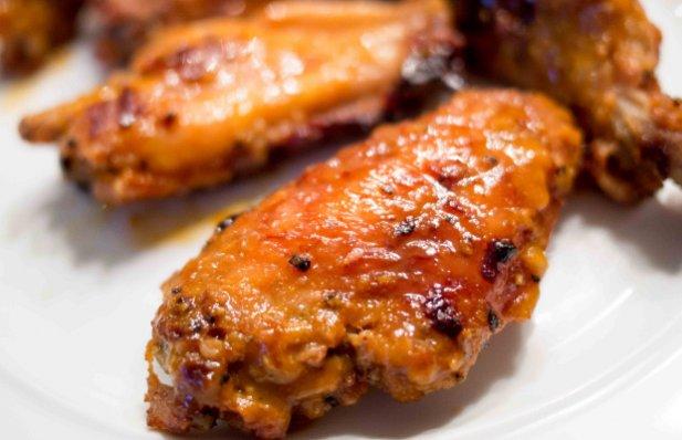 Portuguese Piri Piri Style Wings Recipe