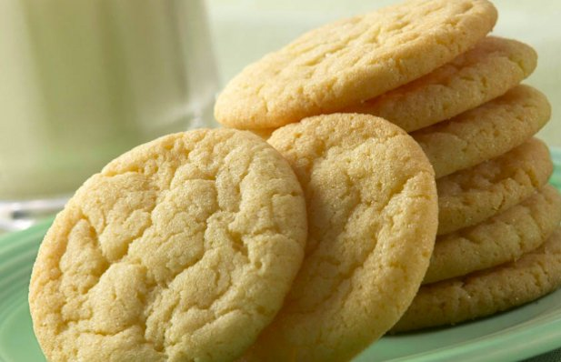 Portuguese Sugar Cookies Recipe