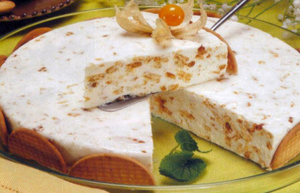 Portuguese Maria Biscuit Dessert Recipe