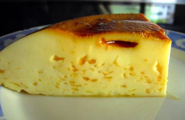 Portuguese Quick Milk Pudding Recipe