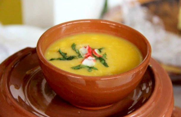 Portuguese Cream of Fish Soup Recipe