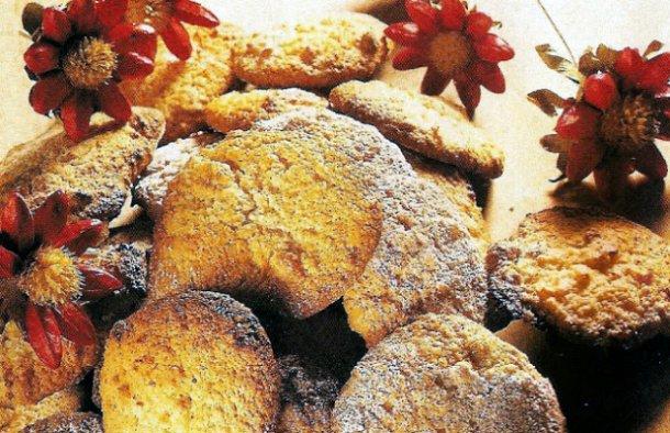 Portuguese Almond Cookies Recipe