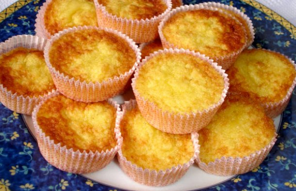 Portuguese Quick Orange Tarts Recipe