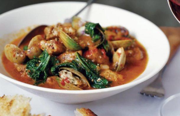 Portuguese Pork Stew Recipe