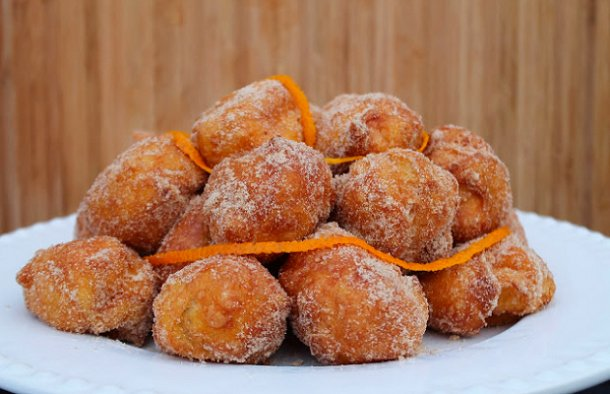 Portuguese Orange Dreams Recipe