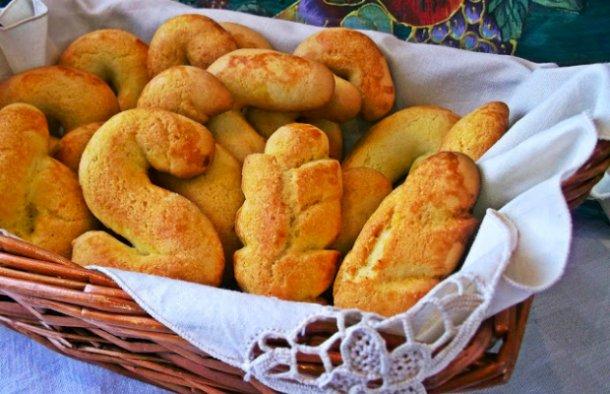 Portuguese Olive Oil Biscuits Recipe