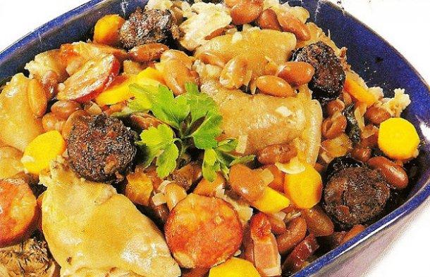 Pico Island Style Bean Stew Recipe - Portuguese Recipes