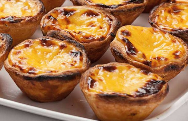 Portuguese Custard Tarts Recipe