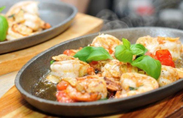 Portuguese Sauteed Shrimp Recipe - Portuguese Recipes