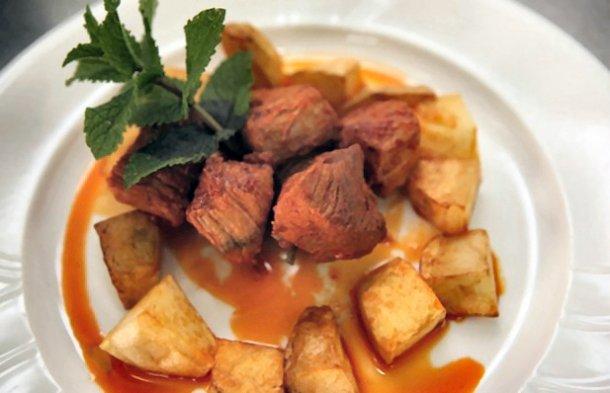 Portuguese Rojoes Recipe - Portuguese Recipes