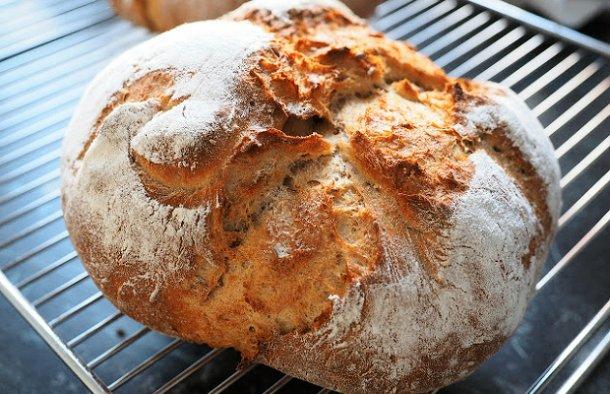 Portuguese Homemade Bread Recipe