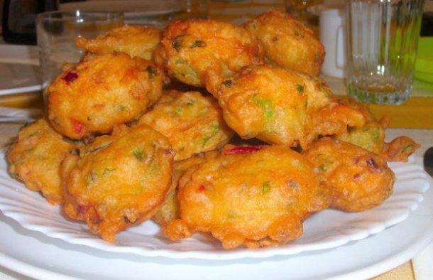 Portuguese Mom's Cod Fritters Recipe