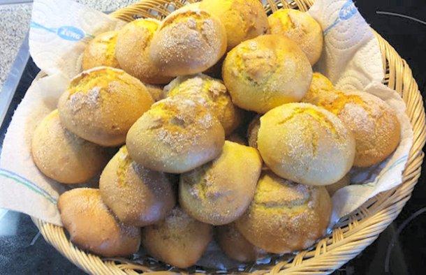 These Portuguese Beira Alta style biscuits (Biscoitos á moda da Beira Alta) are easy to make and delicious.