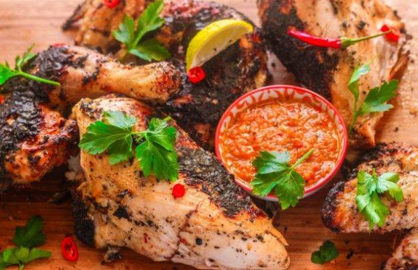 Portuguese Piri-Piri Chicken Recipe