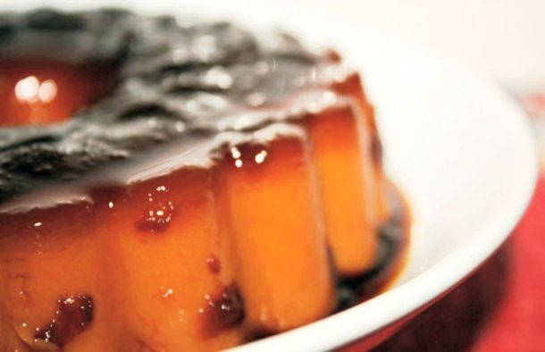 Portuguese Milk Pudding Recipe