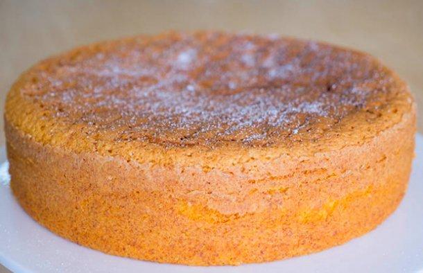 Portuguese Orange & Butter Cake Recipe