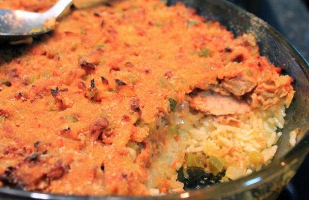 Portuguese Tuna Empadão Recipe  - Portuguese Recipes
