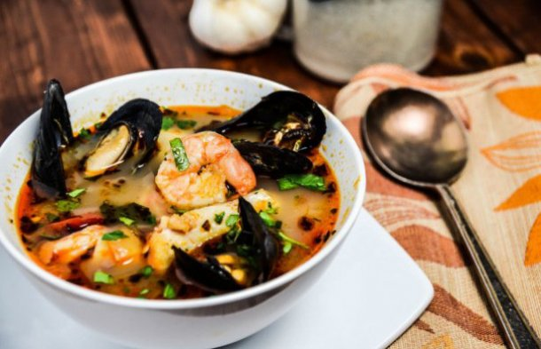 Here is another Portuguese fish stew recipe that looks very good and very spicy.