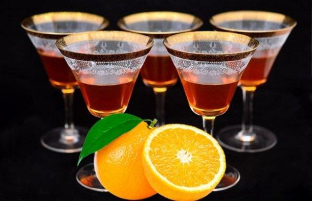 Portuguese Orange Liqueur Recipe