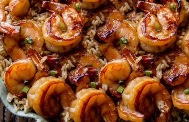 Portuguese Fried Shrimp with Olive Oil Recipe - Portuguese Recipes