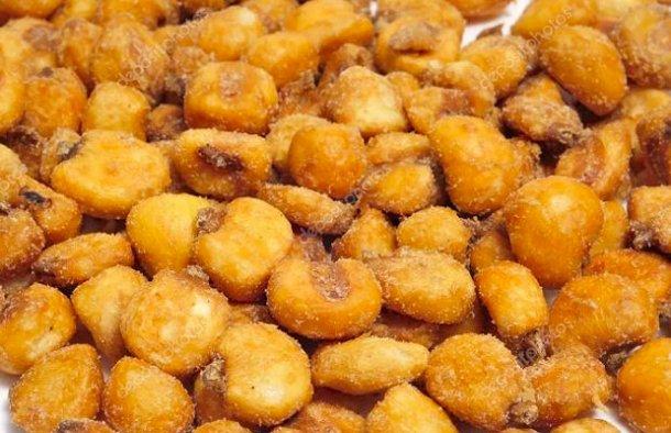 Portuguese Roasted Corn (Milho Torrado) Recipe