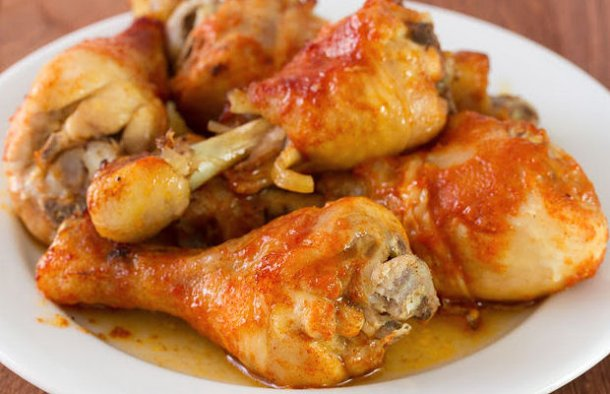 Portuguese Fried Chicken Legs with Beer Recipe
