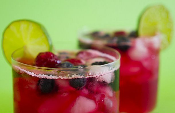 Portuguese Beer Sangria with Lime Recipe - Portuguese Recipes