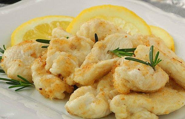 Portuguese Lemon Chicken Recipe