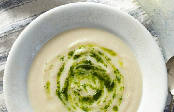 Portuguese Cauliflower Soup Recipe